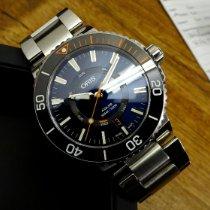 Oris Staghorn Restoration Limited Edition Stahl 43,5mm Blau Keine Ziffern Deutschland, Baierbrunn