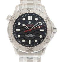 欧米茄 Seamaster Diver 300 M 210.30.42.20.01.002 全新 钢 42mm 自动上弦