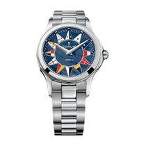 Corum Admiral's Cup (submodel) nuevo Automático Reloj con estuche y documentos originales A400/03176