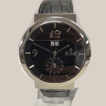 Bunz pre-owned Automatic 41mm Black Sapphire crystal 10 ATM