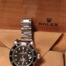 Rolex Submariner Date Zeljezo Crn Bez brojeva Hrvatska, split