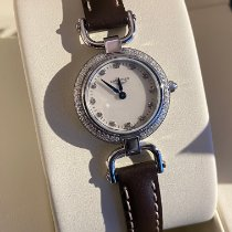 Longines Equestrian Steel Mother of pearl