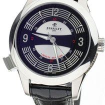 Perrelet A1038/1 Very good Steel 43mm Automatic