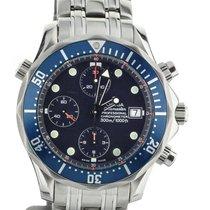 Omega Seamaster Diver 300 M Steel 42mm Blue United States of America, Illinois, BUFFALO GROVE