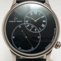 Jaquet-Droz Grande Seconde J006030270 Não usado Ouro branco 43mm Automático