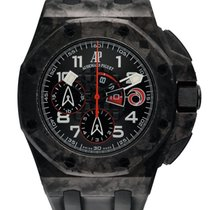Audemars Piguet Royal Oak Offshore Chronograph Carbon 44mm Black United States of America, New York, New York