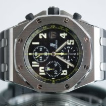 Audemars Piguet 26086ST.OO.D002CR.01 Steel 2006 Royal Oak Offshore Chronograph pre-owned