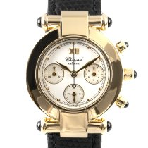Chopard Imperiale Yellow gold 32mm Silver