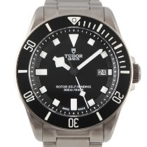 Tudor Titanium 42mm Automatic 25500T pre-owned
