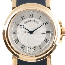 Breguet Yellow gold 40mm Automatic 5817BA129V8 pre-owned