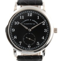 A. Lange & Söhne 1815 White gold 36mm Black