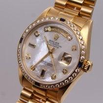 Rolex Day-Date 36 Желтое золото 36mm Перламутровый Россия, Смоленск