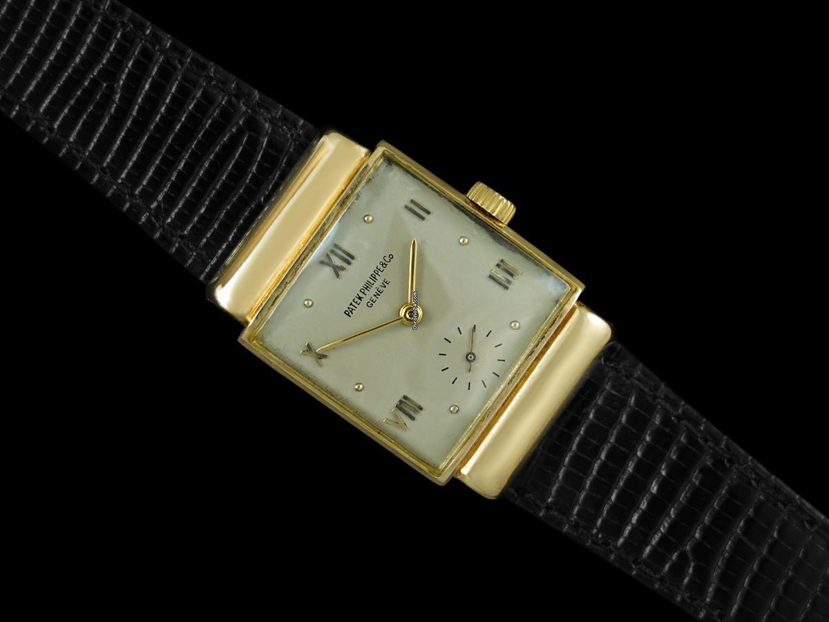 Patek Philippe Vintage 7908 1947 pre-owned
