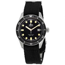 Oris 01 733 7720 4054-07 5 21 26FC Steel 2021 Divers Sixty Five 42mm new