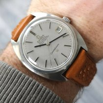 Omega Silver Automatic Silver 35mm pre-owned Constellation