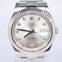 Rolex Datejust II 116334 Very good Steel 41mm Automatic United Kingdom, London Colney Hertfordshire