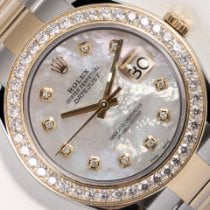 Rolex Datejust II Steel 41mm Mother of pearl United States of America, California, Los Angeles