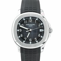Patek Philippe Steel Automatic 40mm pre-owned Aquanaut