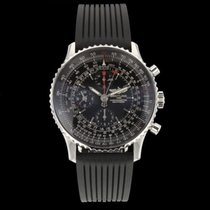 Breitling Navitimer 1884 Steel 46mm Black
