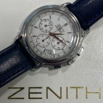 Zenith Acero Automático Zenith EL PRIMERO CHRONOMETRE 01.0243.400 usados