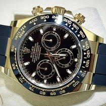 Rolex Daytona 116518LN Muito bom Ouro amarelo 40mm Automático