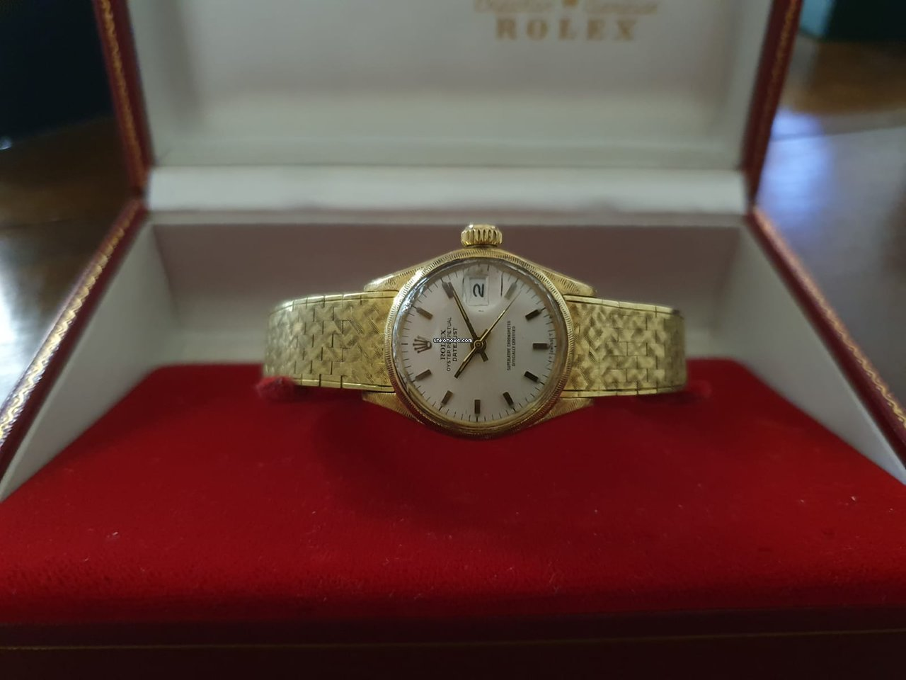 Rolex 6520 1970 pre-owned