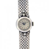 Longines White gold pre-owned