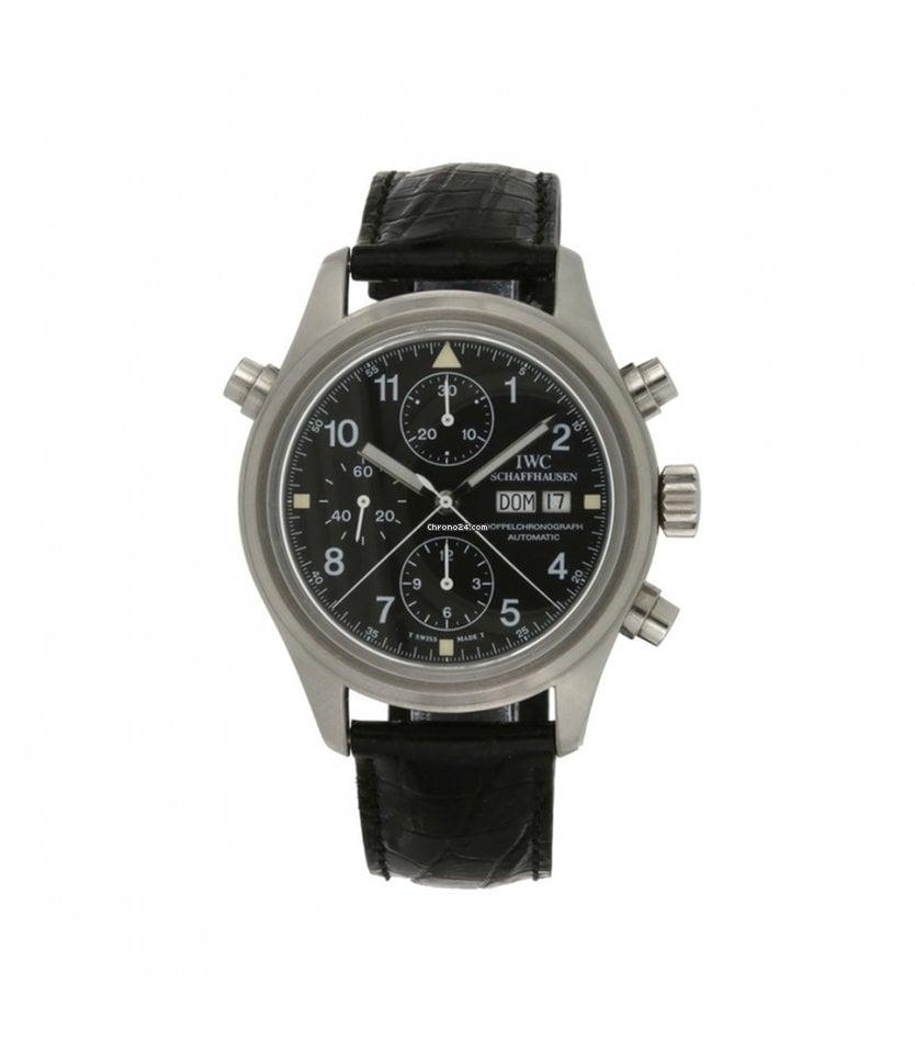 IWC Pilot Double Chronograph IW3711-002