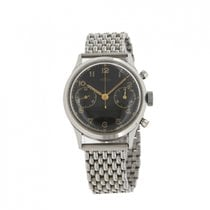 Angelus Steel Chronograph pre-owned