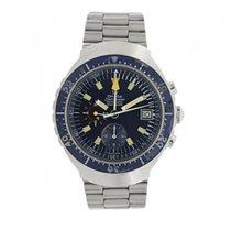 Omega Seamaster 176.004 Foarte bună Otel Cronograf
