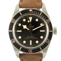 Tudor Black Bay Fifty-Eight Aço 39mm Preto