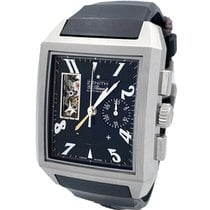 Zenith Steel 37mm Automatic 03.0550.4021/21.R512 new