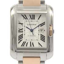 Cartier W5310007 Tank Anglaise 30mm pre-owned