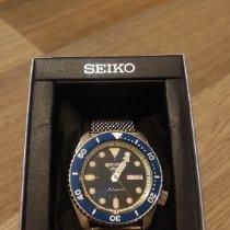 Seiko 5 Sports Acier Bleu Sans chiffres France, saint pierre en Faucigny