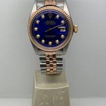 Rolex Datejust 1601 Очень хорошее Золото/Cталь 36mm Автоподзавод