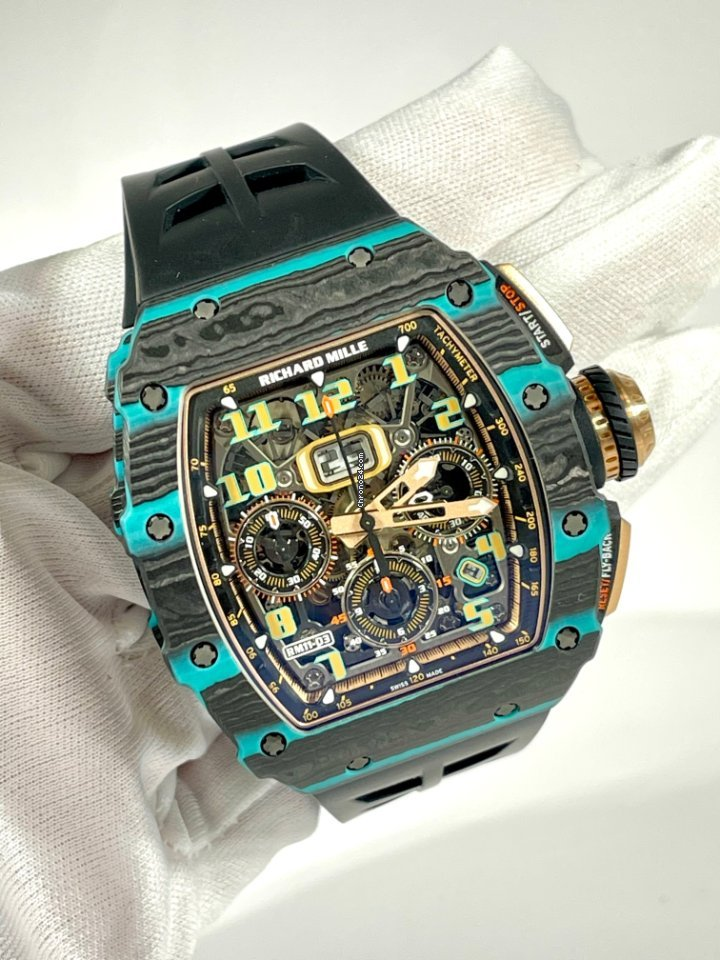 Richard Mille RM 011 Richard Mille RM011-03 Ultimate Edition 2020 new