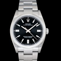 Rolex Oyster Perpetual 36 Acero Negro