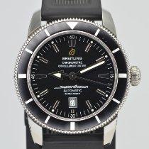Breitling Superocean Heritage 46 Steel 46mm Black No numerals