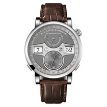 A. Lange & Söhne Zeitwerk 148.038 New White gold Manual winding Singapore, Singapore