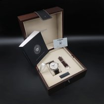 Longines Twenty-Four Hours pre-owned 47.5mm White Leather