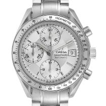 Omega Speedmaster Date Steel 39mm Silver United States of America, Georgia, Atlanta