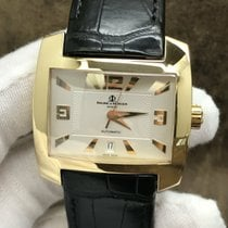 Baume & Mercier Hampton Yellow gold 37mm Arabic numerals United States of America, New York, New York