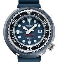 Seiko Prospex Titan 52.40mm Blau