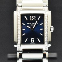 Patek Philippe Twenty~4 4910/1200A-001 New Steel 25,1mm Quartz