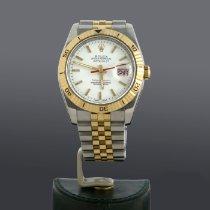 Rolex Datejust Turn-O-Graph Acero y oro 36mm Blanco Sin cifras España, Madrid