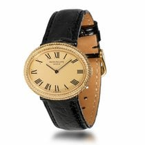 Patek Philippe Golden Ellipse Yellow gold 31mm Champagne United States of America, New York, New York