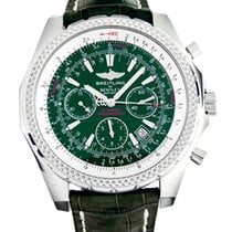 Breitling Bentley Motors Steel 48mm Green No numerals
