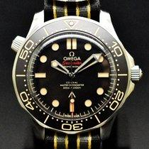 Omega Seamaster Diver 300 M nuevo 2020 Automático Reloj con estuche y documentos originales 210.92.42.20.01.001