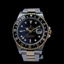 Rolex GMT-Master II Gold/Stahl 40mm Schwarz Keine Ziffern Deutschland, Rosenheim