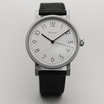 Stowa new Automatic Display back Central seconds Only Original Parts 39mm Steel Sapphire crystal